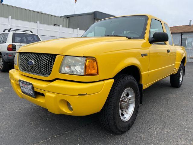 2003 Ford Ranger Edge Plus w/ Rear Jump Seats