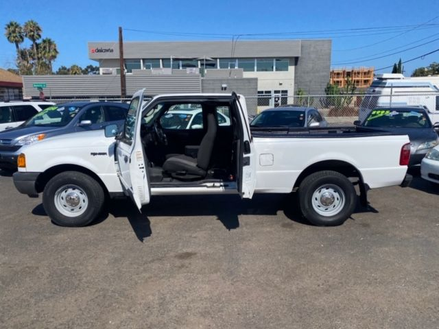 2003 Ford Ranger XL SUPER CAB 4 DOOR W/ REAR JUMP SEATS & ONLY 62,000 MILES