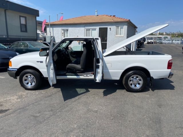 2003 Ford Ranger XLT APPEARANCE EXTENDED CAB W/ REAR JUMP SEAT & TONNEAU COVER - 4 DOOR 4.0L V6