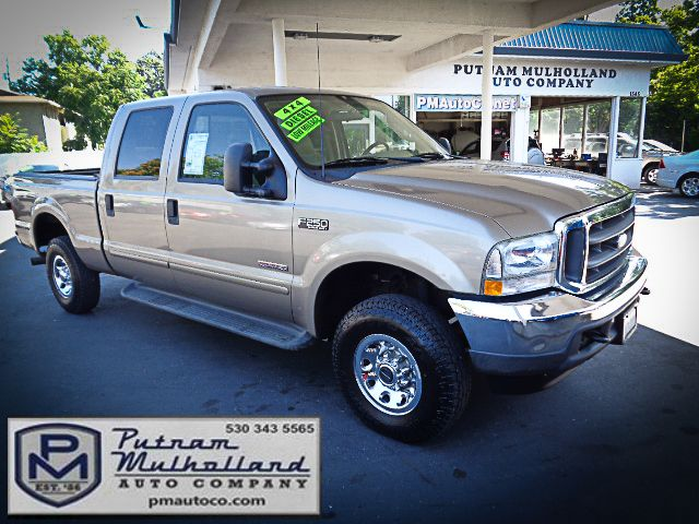 2003 Ford Super Duty F-250 XLT Chico, CA