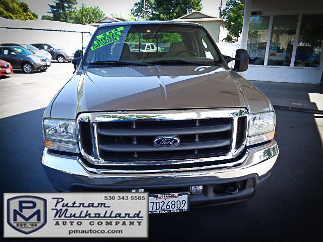 2003 Ford Super Duty F-250 XLT Chico, CA 1