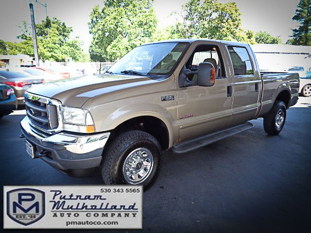 2003 Ford Super Duty F-250 XLT Chico, CA 2
