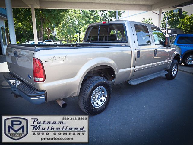 2003 Ford Super Duty F-250 XLT Chico, CA 6