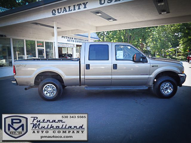 2003 Ford Super Duty F-250 XLT Chico, CA 7