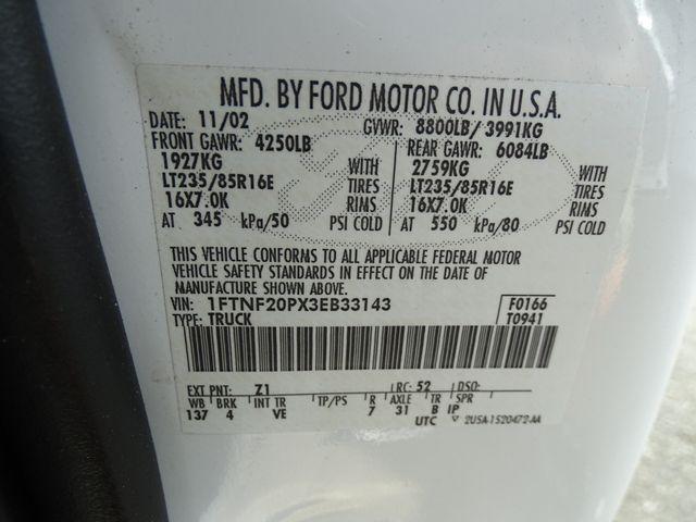 2003 Ford Super Duty F-250 XL Corpus Christi, Texas 24