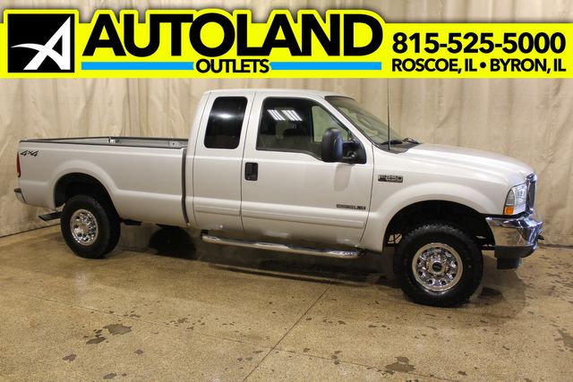 2003 Ford F-250 Diesel 4x4 CA Truck Rust Free Long Bed XLT