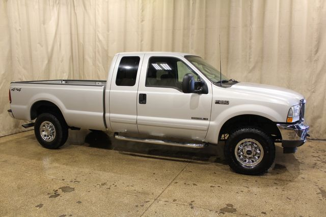 2003 Ford F-250 Diesel 4x4 CA Truck Rust Free Long Bed XLT in Roscoe, IL 61073