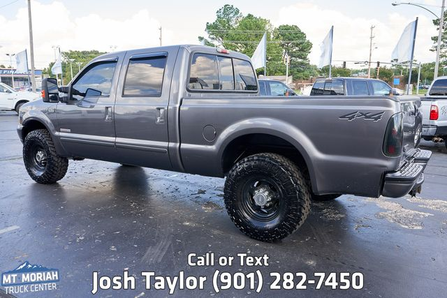 2003 Ford Super Duty F-250 XLT in Memphis Tennessee, 38115