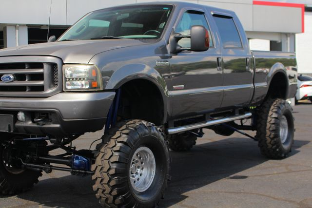 2003 Ford Super Duty F-250 XLT Sport Crew Cab 4x4 FX4 - LIFTED - EXTRA$! Mooresville , NC 27