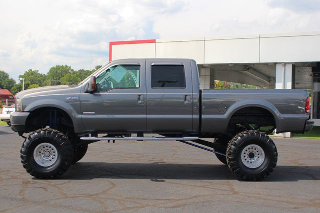 2003 Ford Super Duty F-250 XLT Sport Crew Cab 4x4 FX4 - LIFTED - EXTRA$! Mooresville , NC 14