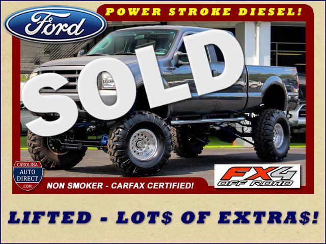 2003 Ford Super Duty F-250 XLT Sport Crew Cab 4x4 FX4 - LIFTED - EXTRA$! Mooresville , NC