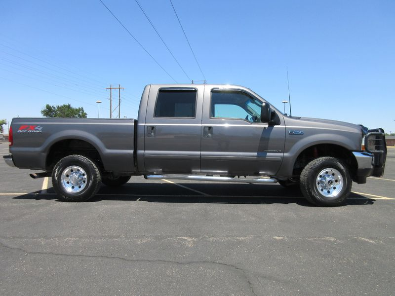 2003 Ford Super Duty F-250 Crew Cab 4X4 XLT 73L  Fultons Used Cars Inc  in , Colorado