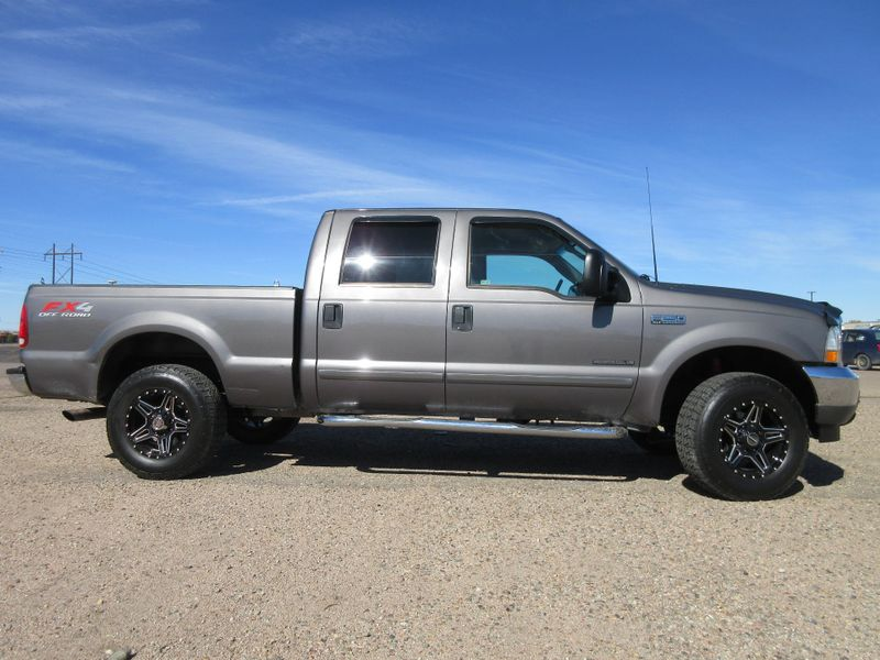 2003 Ford Super Duty F-250 XLT 4X4 FX4  Fultons Used Cars Inc  in , Colorado
