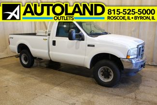 2003 Ford Super Duty F-250 dump box XL in Roscoe IL, 61073