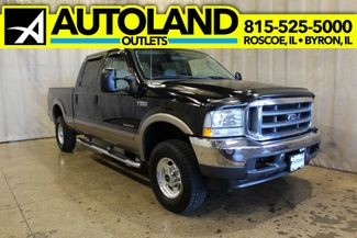 2003 Ford Super Duty F-250 Lariat diesel 4x4 in Roscoe, IL 61073