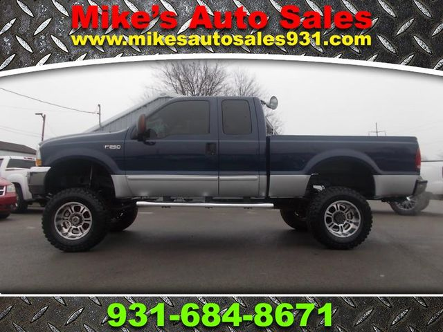 2003 Ford Super Duty F-250 Lariat Shelbyville, TN