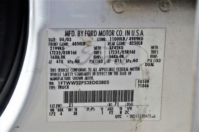 2003 Ford Super Duty F-350 DRW XLT in Reseda, CA, CA 91335