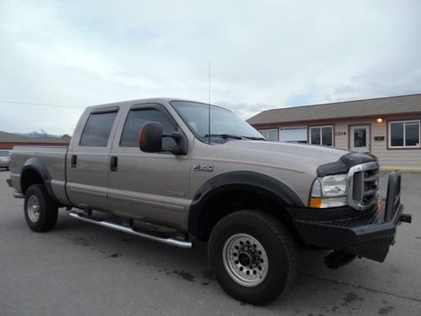 2003 Ford Super Duty F-350 SRW Lariat in