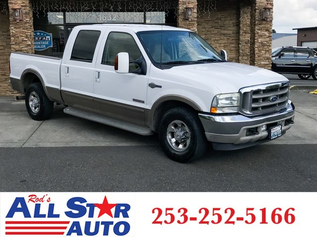 2003 Ford F-350SD King Ranch