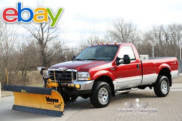 2003 Ford Super Duty F-350 SRW 7.3L DIESEL XLT 4X4 ONLY 58K ORIGINAL MILES