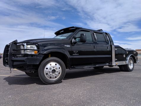 2003 Ford F-550 4X4 Western Hauler Crew Cab Longhorn Custom in , Colorado