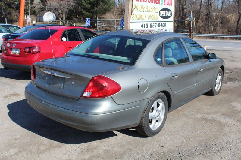 2003 Ford Taurus SE Standard  city MD  South County Public Auto Auction  in Harwood, MD