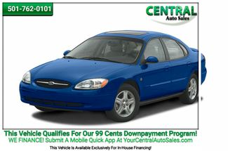 2003 Ford Taurus SES Standard | Hot Springs, AR | Central Auto Sales in Hot Springs AR