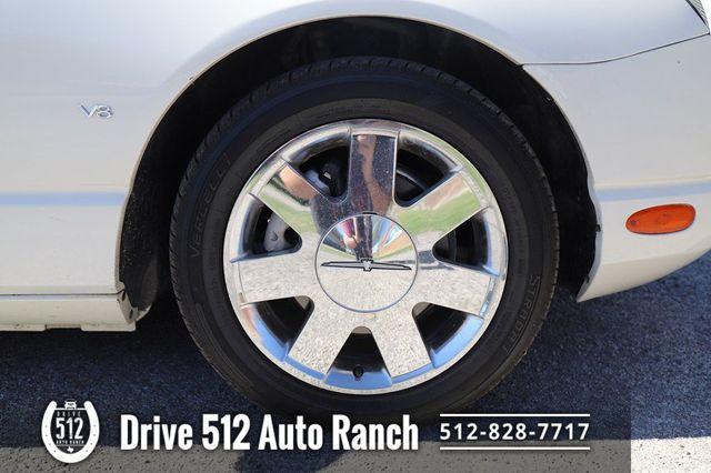 2003 Ford THUNDERBIRD Real Miles NICE T-BIRD in Austin, TX 78745
