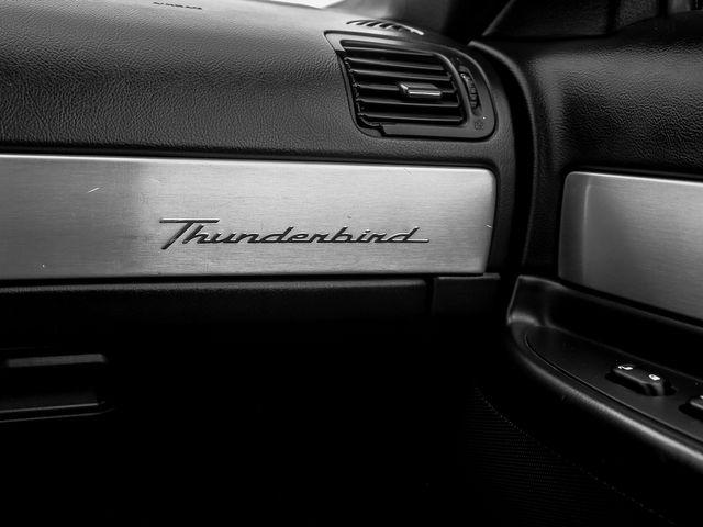 2003 Ford Thunderbird Premium Burbank, CA 19