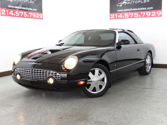 2003 Ford Thunderbird Deluxe, LEATHER SEATS, HEATED FRONT SEATS