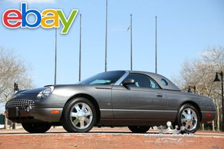 2003 Ford Thunderbird CONVERTIBLE 46K ORIGINAL MILES RARE COLOR COMBO in Woodbury New Jersey, 08096