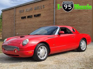 2003 Ford Thunderbird Deluxe in Hope Mills, NC 28348