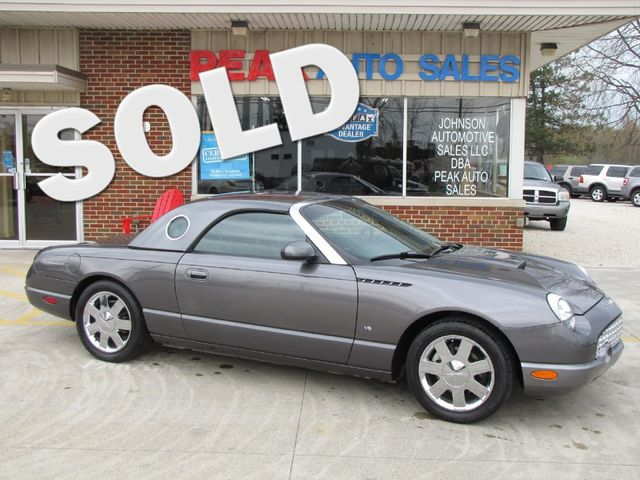 2003 Ford Thunderbird Premium in Medina, OHIO 44256