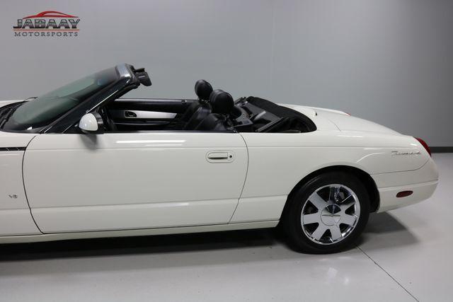 2003 Ford Thunderbird Premium Merrillville, Indiana 30