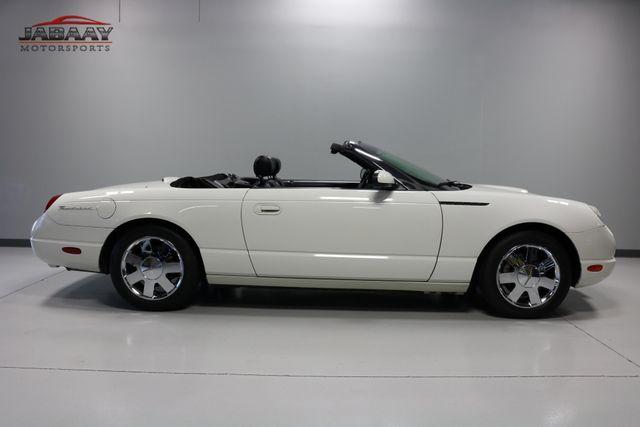 2003 Ford Thunderbird Premium Merrillville, Indiana 5