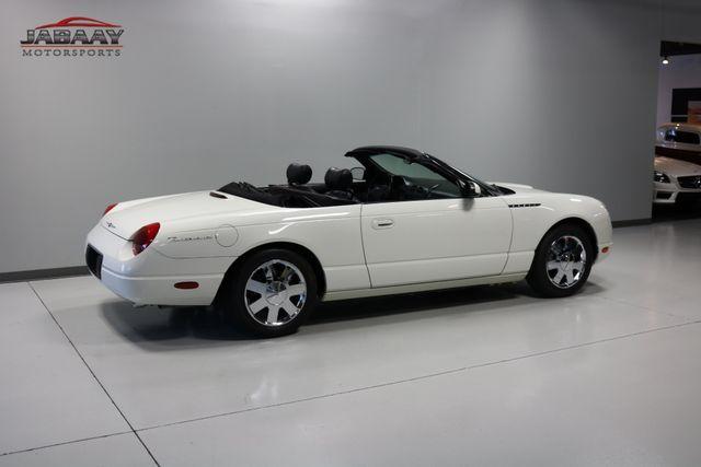 2003 Ford Thunderbird Premium Merrillville, Indiana 37