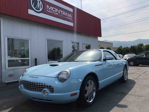 2003 Ford Thunderbird Convertible 2D in