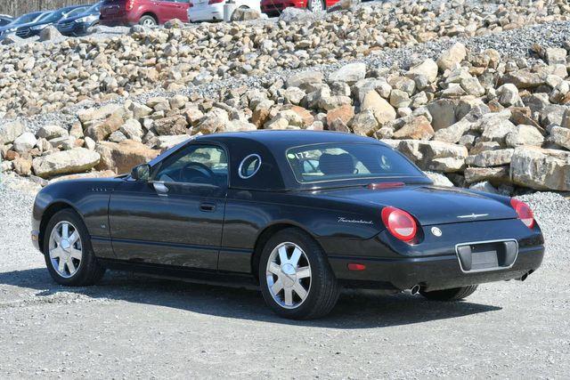 2003 Ford Thunderbird Premium Naugatuck, Connecticut 4
