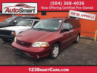2003 Ford Windstar Wagon in Gretna, LA