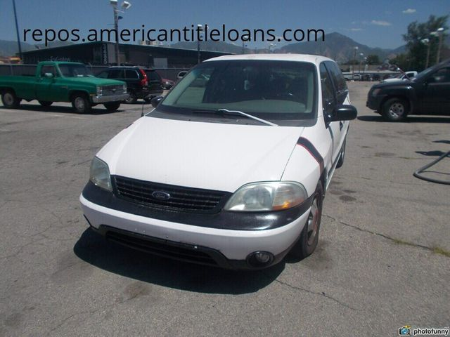 2003 Ford Windstar Wagon LX Salt Lake City, UT