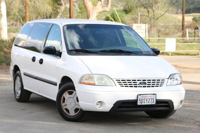 2003 Ford Windstar Wagon Santa Clarita, CA 3