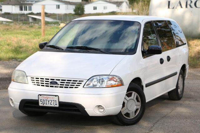 2003 Ford Windstar Wagon Santa Clarita, CA 4