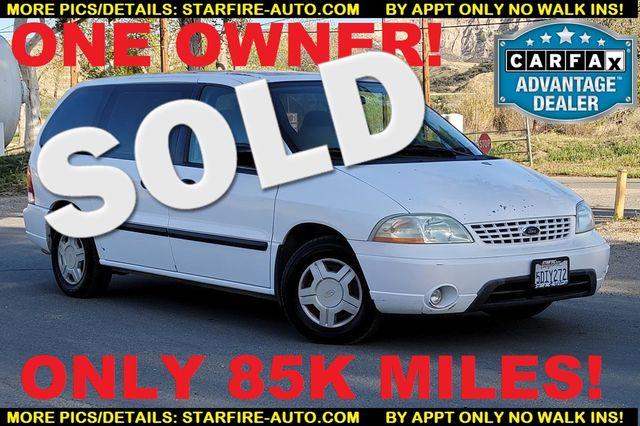 2003 Ford Windstar Wagon Santa Clarita, CA