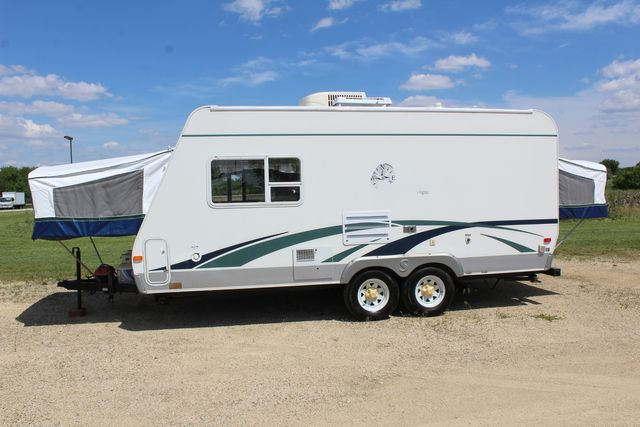 2003 Forest River Surveyor Sv190t in Roscoe, IL 61073