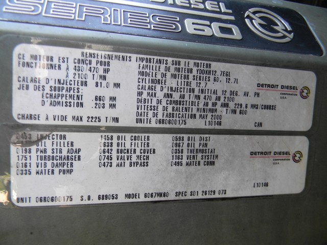 2003 Freightliner Columbia 120 in Ravenna, MI 49451