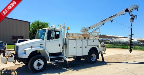 2003 Freightliner FL70 DIGGER DERRICK  TELELECT COMMANDER 4200 in Fort Worth, TX