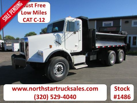 2003 Freightliner FLD112 CAT C-12 Tandem Axle Dump Truck  in St Cloud, MN