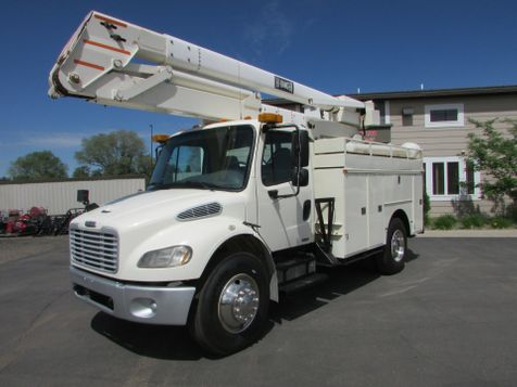 2003 Freightliner M2106 High Ranger 48' Platform Bucket Truck  in St Cloud, MN