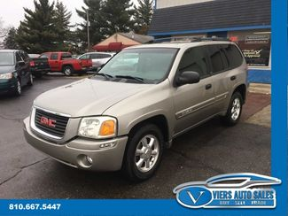 "2003 GMC Envoy SLE ""Pre-Auction Wholesale"" in Lapeer, MI 48446"