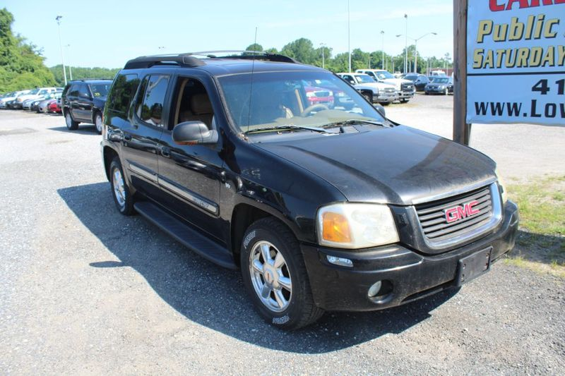 2003 GMC Envoy XL SLT  city MD  South County Public Auto Auction  in Harwood, MD